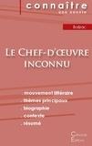 Honoré de Balzac - Fiche de lecture Le Chef-d'oeuvre inconnu de Balzac (Analyse littéraire de référence et résumé complet).