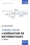 Jean-Etienne Rombaldi - Thèmes pour l'agrégation de mathématiques.