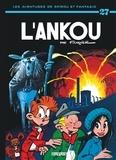 Fournier - Spirou et Fantasio Tome 27 : L'Ankou.