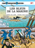 Raoul Cauvin et Willy Lambil - Les Tuniques Bleues Tome 7 : Les Bleus de la marine.