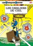 Raoul Cauvin et Willy Lambil - Les Tuniques Bleues Tome 8 : Les cavaliers du ciel.