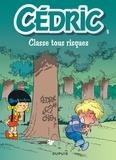 Raoul Cauvin et  Laudec - Cédric Tome 3 : Classe tous risques.