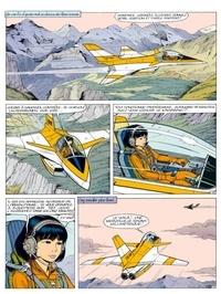 Yoko Tsuno l'Intégrale Tome 8 Menaces pour la Terre