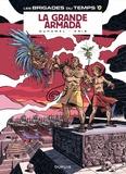 Les Brigades du temps. 2, La Grande armada / ill. par Bruno Duhamel | DUHAMEL, Bruno. Illustrateur