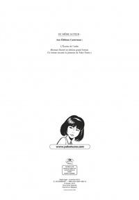 Yoko Tsuno Tome 26 Le maléfice de l'améthyste. Esquisses d'une oeuvre