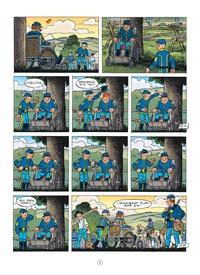 Les Tuniques Bleues Tome 60 Carte blanche pour un bleu
