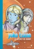 Roger Leloup - Yoko Tsuno Tome 27 : Le secret de Khâny - Esquisse d'une oeuvre.