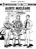 Francis Bergèse et Jean-Michel Charlier - Les aventures de Buck Danny  : Alerte nucléaire - Mission apocalypse ; Les pilotes de l'enfer ; Le feu du ciel, série limitée à 999 exemplaires numérotés et signés par Francis Bergèse.