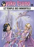 Roger Leloup - Yoko Tsuno Tome 28 : Le temple des immortels.