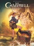 José Luis Munuera - Les Campbell Tome 5 : Les trois malédictions.