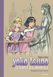 Roger Leloup - Yoko Tsuno  : Le temple des immortels - Esquisse d'une oeuvre.