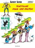 René Goscinny et  Morris - Lucky Luke Tome 31 : Tortillas pour les Dalton - Tes héros vus à la TV.