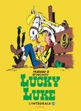 Morris et René Goscinny - Lucky Luke L'intégrale Tome 3 : L'elixir du Docteur Doxey ; Lucky Luke et Phil Defer ; Des rails sur la prairie.