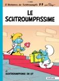 Peyo et Yvan Delporte - Les Schtroumpfs Tome 2 : Le Schtroumpfissime.