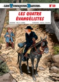 Raoul Cauvin et Willy Lambil - Les Tuniques Bleues Tome 59 : Les quatre évangélistes.