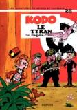 Fournier - Spirou et Fantasio Tome 28 : Kodo, le Tyran.