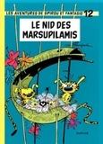 André Franquin - Spirou et Fantasio Tome 12 : Le nid des Marsupilamis.