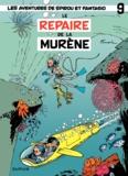 André Franquin - Spirou et Fantasio Tome 9 : Le repaire de la murène.