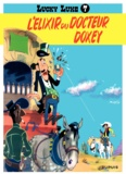Morris - Lucky Luke Tome 7 : L'élixir du docteur Doxey.