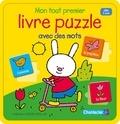 Chantecler - Mon tout premier livre puzzle avec des mots - Dès 2 ans.