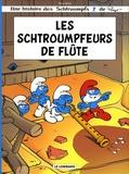 Schtroumpfs. HS, Schroumpfeurs de flute / Peyo | Peyo (1928-1992)