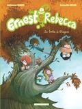 Guillaume Bianco et Antonello Dalena - Ernest et Rebecca Tome 6 : La boîte à blagues.
