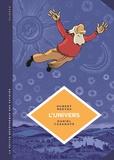 Hubert Reeves et Daniel Casanave - L'univers - Créativité cosmique et artistique.