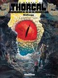 Roman Surzhenko et  Yann - Les Mondes de Thorgal : Louve Tome 7 : Nidhogg.
