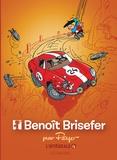 Peyo - Benoît Brisefer Intégrale Tome 4 : Hold-up sur pellicule ; L'île de la Désunion ; La route du sud ; Le secret d'Eglantine.