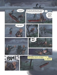 Les enfants de la Résistance Tome 5 Le pays divisé