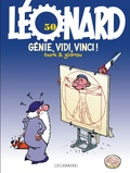 Zidrou et  Turk - Léonard Tome 50 : Génie, vidi, vici !.