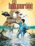 Henri Vernes et  Coria - Bob Morane l'Intégrale Tome 11 : La guerre des baleines ; Le réveil de Matmantu ; Les fourmis de l'ombre jaune ; Le dragon des Fenstone ; Un collier pas comme les autres.