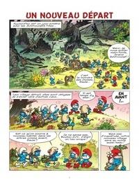 Les Schtroumpfs & le village des filles Tome 4 Un nouveau départ