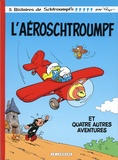 Peyo - Les Schtroumpfs Tome 14 : L'Aéroschtroumpf - Opération l'été BD 2020.