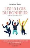 Jonathan Haidt et Thomas d' Ansembourg - Les 10 lois du bonheur.