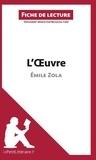 Natacha Cerf - L'oeuvre d'Emile Zola - Fiche de lecture.