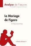 Isabelle Consiglio et Lucile Lhoste - Le Mariage de Figaro de Beaumarchais.