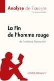 Jérémy Lambert - La Fin de l'homme rouge de Svetlana Alexievitch.