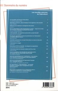 Le Langage et l'Homme Volume 541 N° 1-2019 Les nouvelles voix/voies de l'interculturel