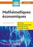 Jean-François Caulier - Mathématiques économiques.