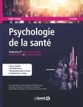 Jane Ogden - Psychologie de la santé.