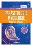 Nicolas Valeix - Parasitologie mycologie - Préparation pour le concours de l'internat en pharmacie.