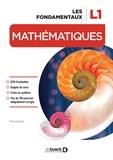 Pierre Burg - Mathématiques L1.