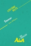 der Querleser - Stoner von John Williams (Lektürehilfe) - Detaillierte Zusammenfassung, Personenanalyse und Interpretation.