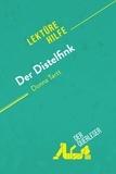 der Querleser - Der Distelfink von Donna Tartt (Lektürehilfe) - Detaillierte Zusammenfassung, Personenanalyse und Interpretation.
