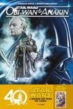 Charles Soule et Marco Checchetto - Star Wars - Obi-Wan et Anakin  : Réceptifs et hermétiques - Avec un ex-libris.