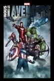 Stan Lee et Jack Kirby - Nous sommes les Avengers.