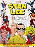 Stan Lee - Stan Lee Marvel Treasury Edition.
