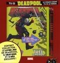 Al Ewing et Salva Espin - Tu es Deadpool - Le comics dont tu es le héros. Avec 2 crayons et 2 dés.