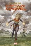 Margaret Stohl et Carlos Pacheco - Captain Marvel  : La vie de Captain Marvel.